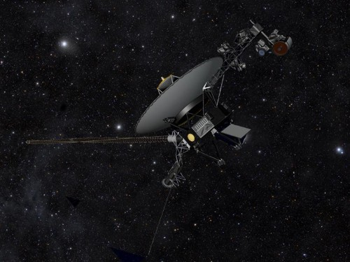 Voyager 1 is officially the first man-made object to enter interstellar space