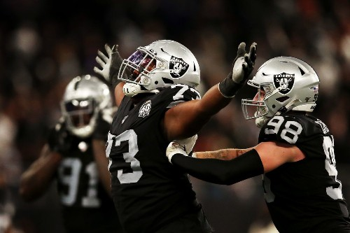 To say Raiders made a statement in win over Bears would be gross understatement