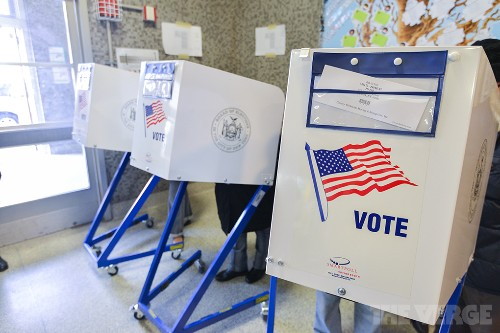 Nearly 150 West Virginians voted with a mobile blockchain app