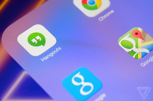 Google Hangouts for iOS gets a complete redesign