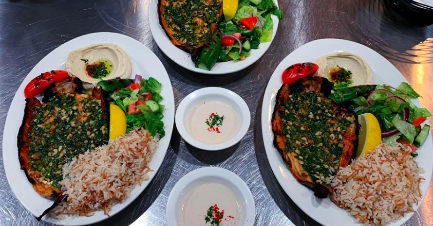 Mona's Kitchen in Tarzana Is 'Worth a Jaunt for Lovers of Lebanese Cuisine'