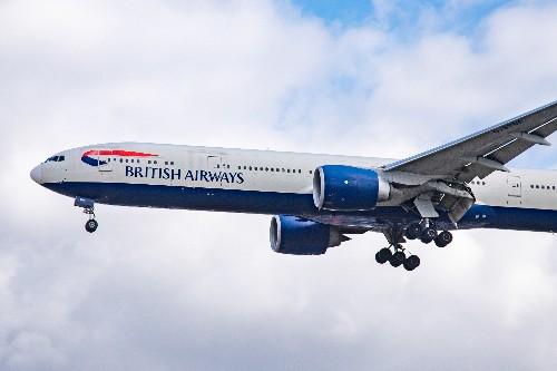 British Airways suspends all China flights due to coronavirus outbreak