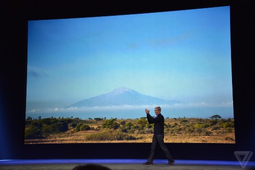 With its Apple Watch event, Apple redefines itself as a luxury brand