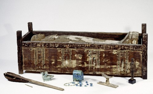 Mummy DNA shows that the ancients don't have much in common with modern Egyptians
