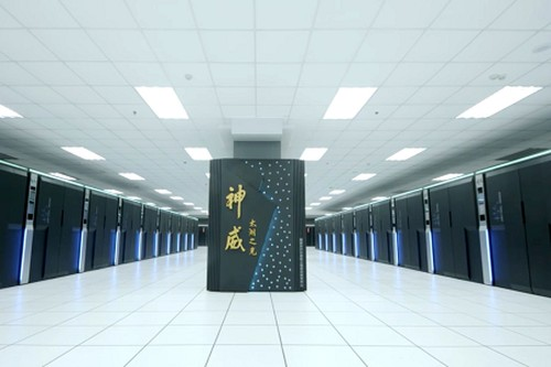 Chinese supercomputer is the world's fastest — and without using US chips