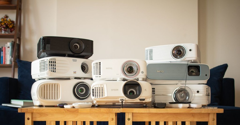 The best projector for your home or apartment