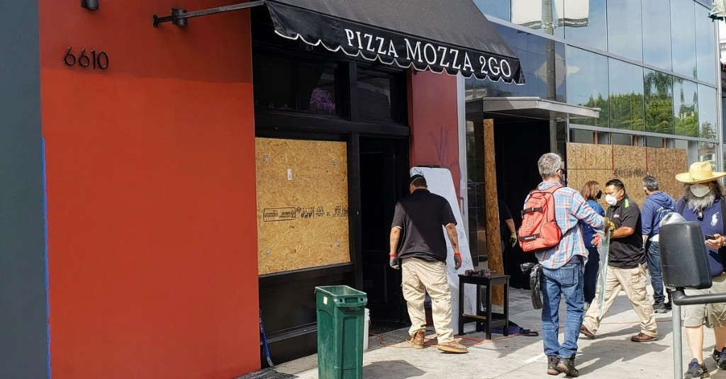 Southern California Man Charged With Setting Fire to Pizzeria Mozza