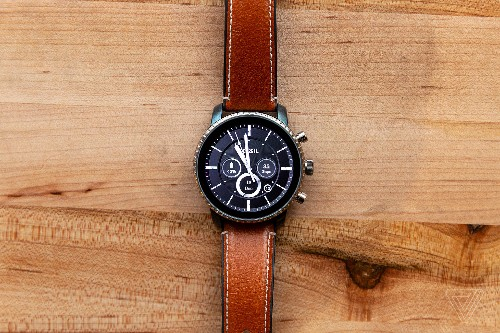 Google just spent $40 million for Fossil's secret smartwatch tech