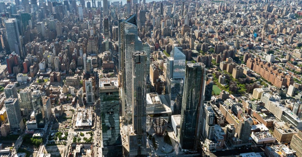 Manhattan's Housing Market Is Coming Back