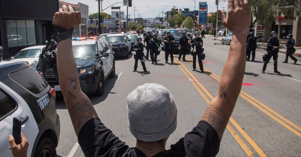 What L.A. could do with its $1.8 billion police budget