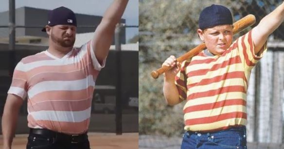 The Brewers' homage to 'The Sandlot' will have you feeling so nostalgic