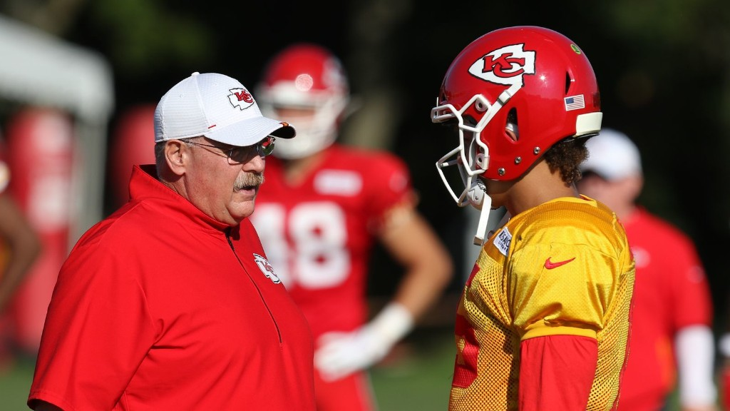 Virtual training camp notebook: Notes from the Chiefs' Tuesday look-in