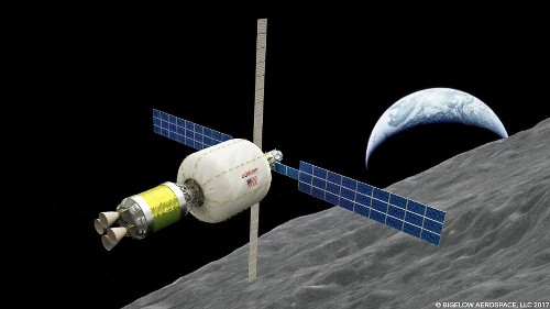 Bigelow Aerospace's new company will find customers for its space habitats