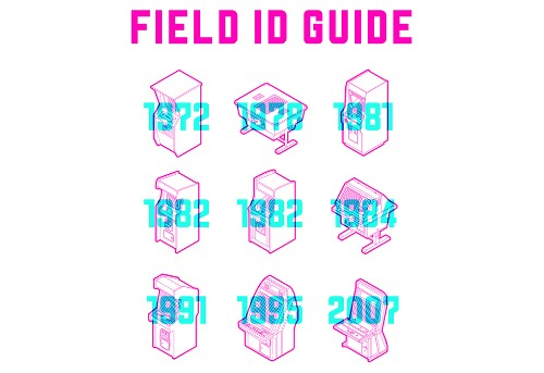 A field guide to classic arcade design