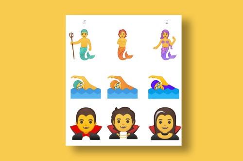 Google is adding 53 gender-fluid emoji to Android Q