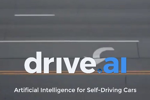 Drive.ai to test 'deep learning' autonomous cars on California roads