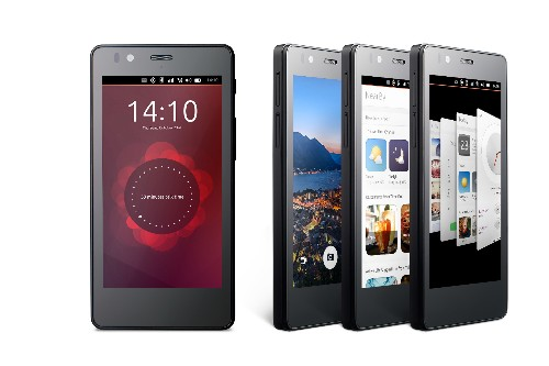 The Ubuntu phone is real and going on sale next week