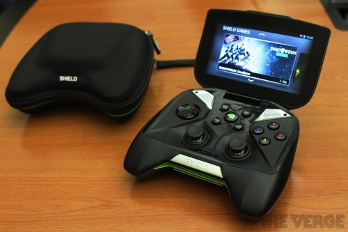 Nvidia Shield pre-orders start today, shipping in June for $349