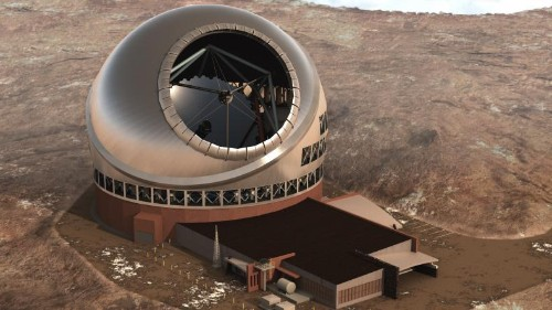 Telescope that can see into the early universe to begin construction in April 2014