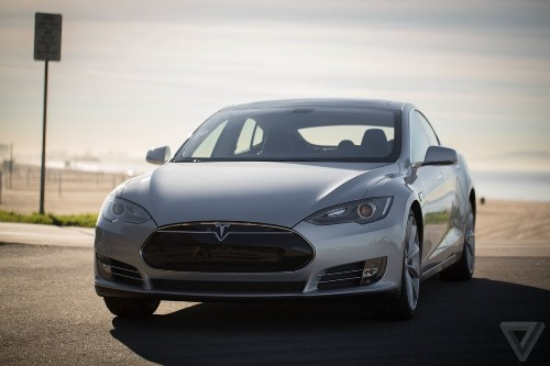 Tesla might unveil its first self-driving features next week