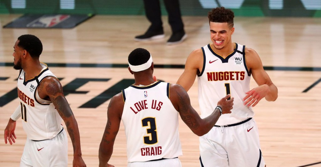 Recap: Michael Porter Jr.'s career night propels Nuggets to 121-113 victory over Thunder