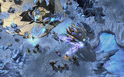 DeepMind and Blizzard release new tools to train AI using Starcraft