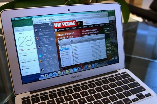 Mac OS X 10.9 Mavericks review