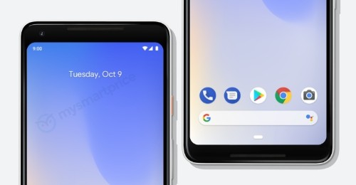 Latest Pixel 3 leak shows camera automatically scanning a business card for details