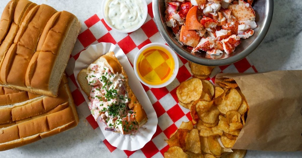9 Lobster Rolls and Other Seafood Sandwiches to Order Before Summer Ends