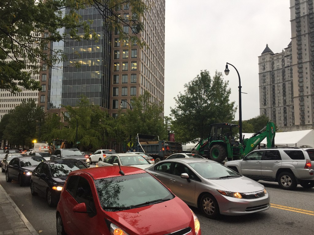 Atlanta is getting its own department of transportation