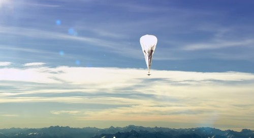 Google Loon Wi-Fi balloon creates panic in New Zealand