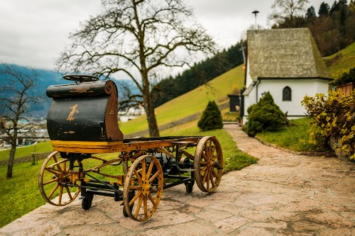 Porsche's first vehicle found in shed after a century