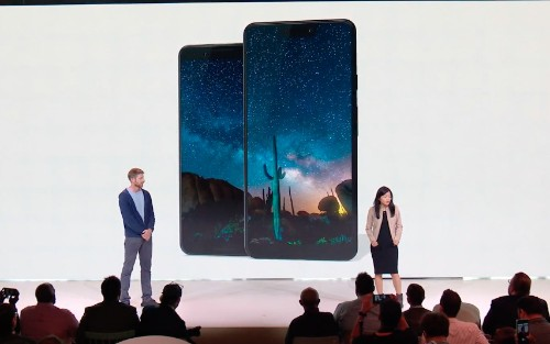 Google Pixel 3 and 3 XL announced with bigger screens and best cameras yet