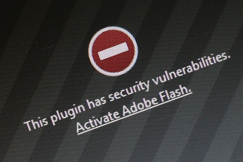 Adobe is telling people to stop using Flash