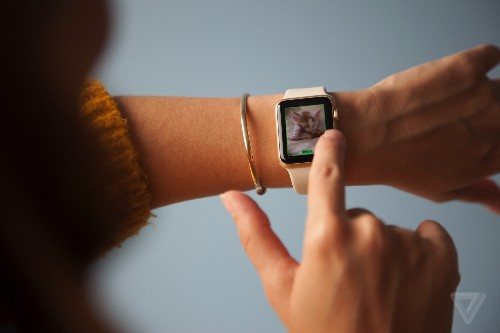 watchOS 2 first look: new software, same Apple Watch