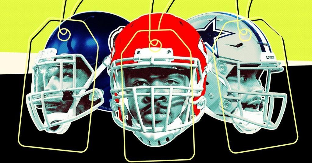 NFL- The Ringer - cover