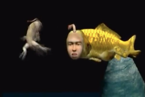 Seaman creator Yoot Saito on the fishy Dreamcast AI that was way ahead of its time