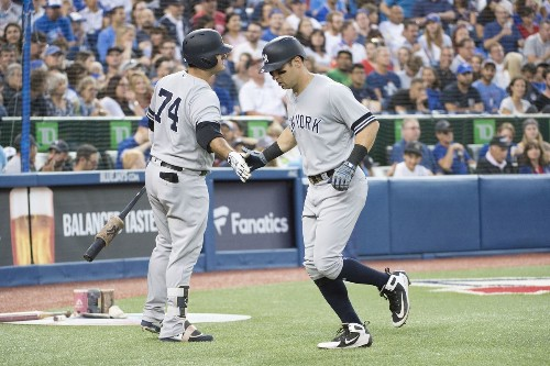This Yankees bench may be the best in recent history