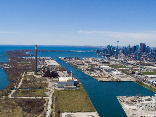 Alphabet's Sidewalk Labs unveils its high-tech 'city-within-a-city' plan for Toronto
