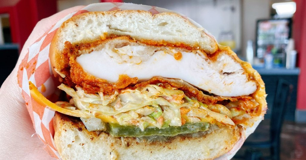 Rojo's Hot Chicken Kicks Up Southern Comfort Dishes With Mexican Flavors in Anaheim