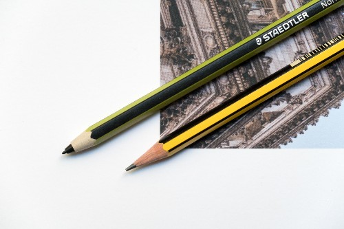 Samsung's Staedtler stylus is roughly 5,000 times more awesome than the Apple Pencil