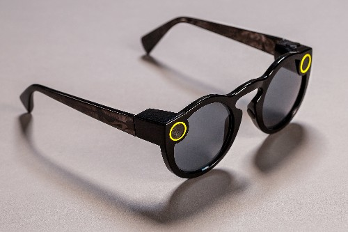 Snap's head of Spectacles leaves the company
