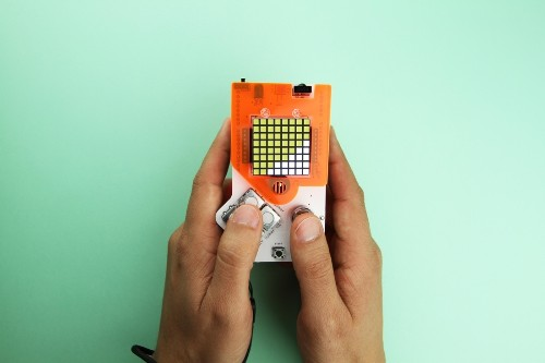 Build your own handheld with the DIY Gamer Kit