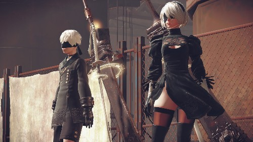 Nier: Automata is strange, thrilling, and totally worth your time