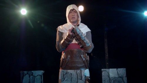 Assassin's Creed musical makes murder a whimsical affair