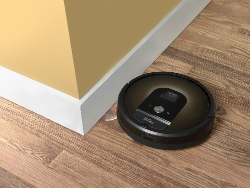 Roomba's robot vacuum could grow arms in the near future