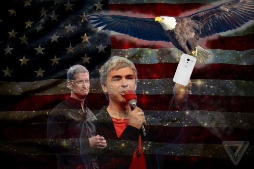 Made in America 2.0: behind Google and Apple's sudden patriotism