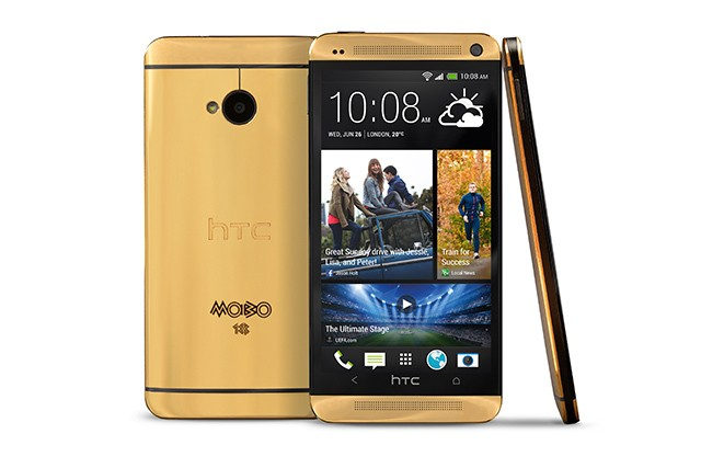 HTC joins gold rush with $4,400 special edition One