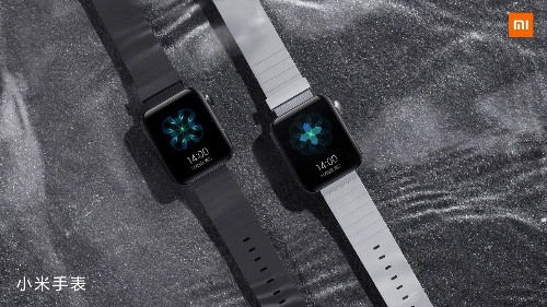 Xiaomi mimics the Apple Watch with its first smartwatch