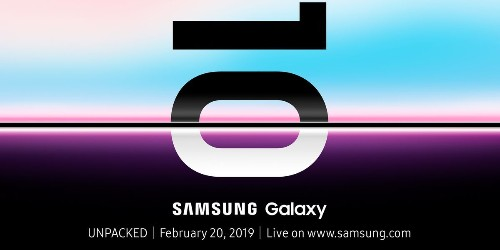 Samsung Galaxy S10 event: how to watch the Unpacked live stream online